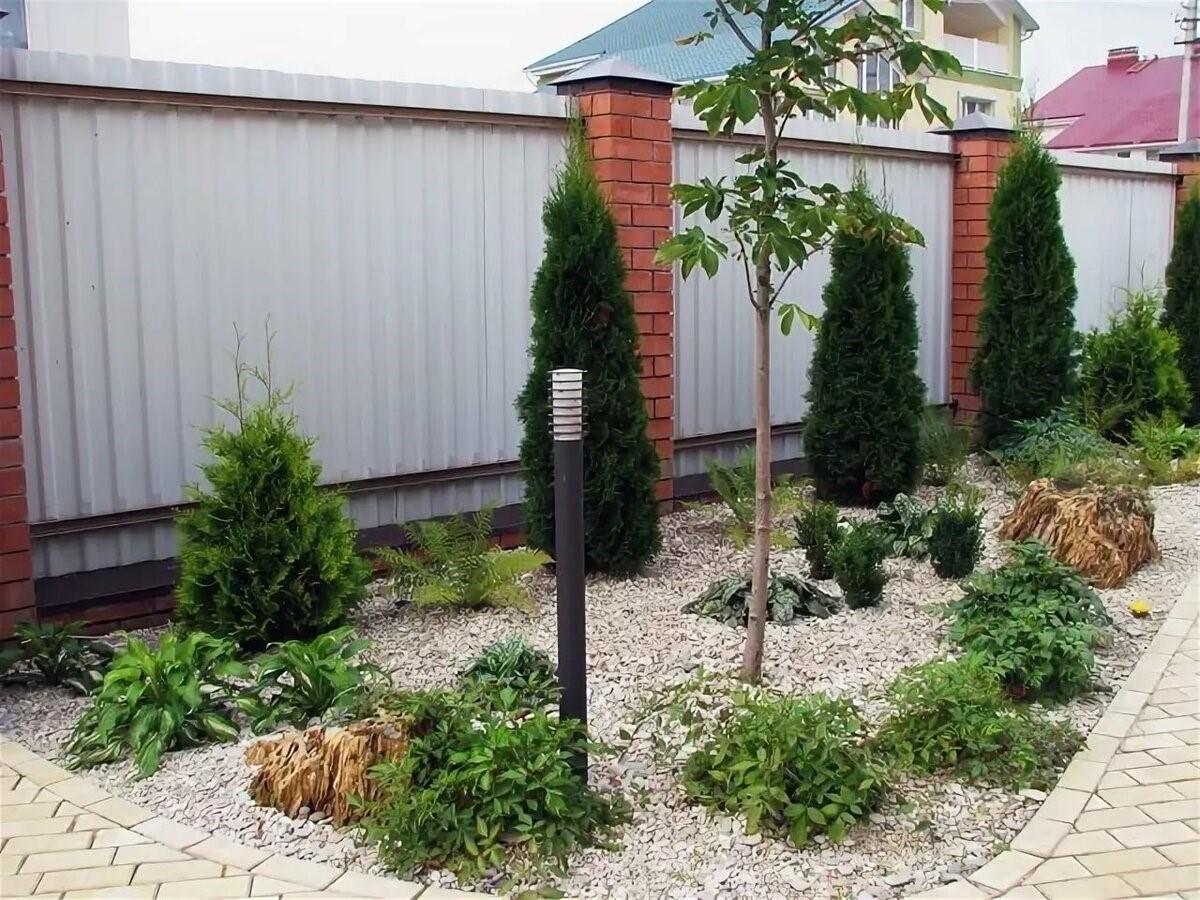 Садовая планировка