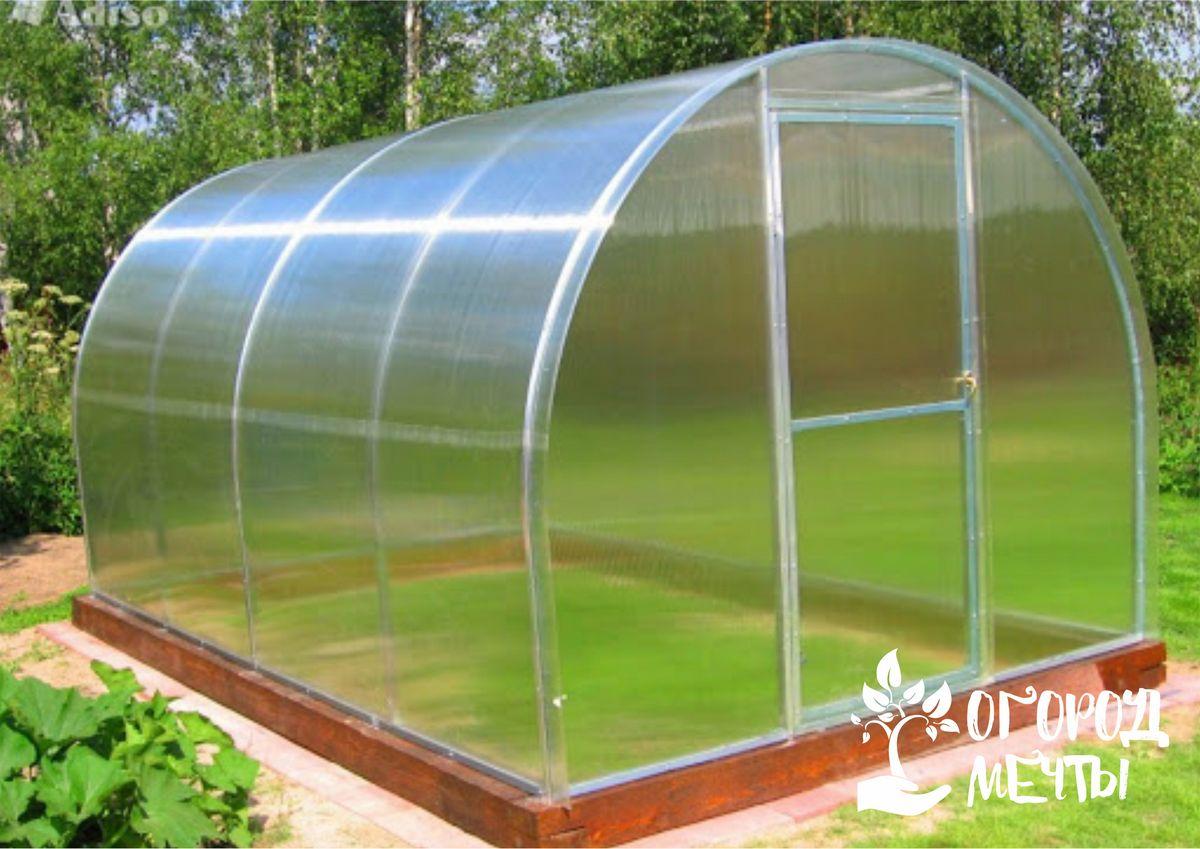 специальным садовым поликарбонатом