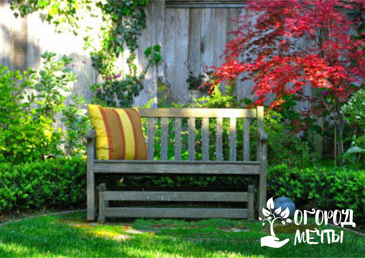 О садовой мебели