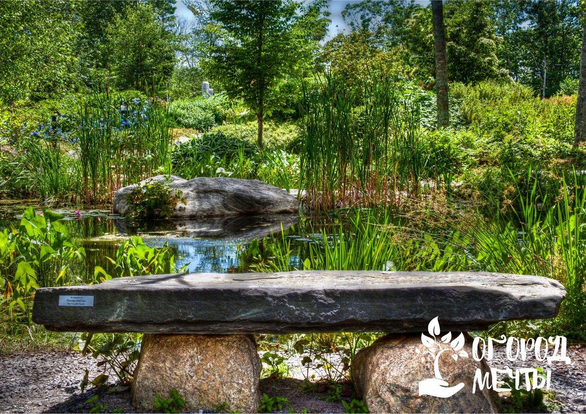 Стилистика настоящего японского сада