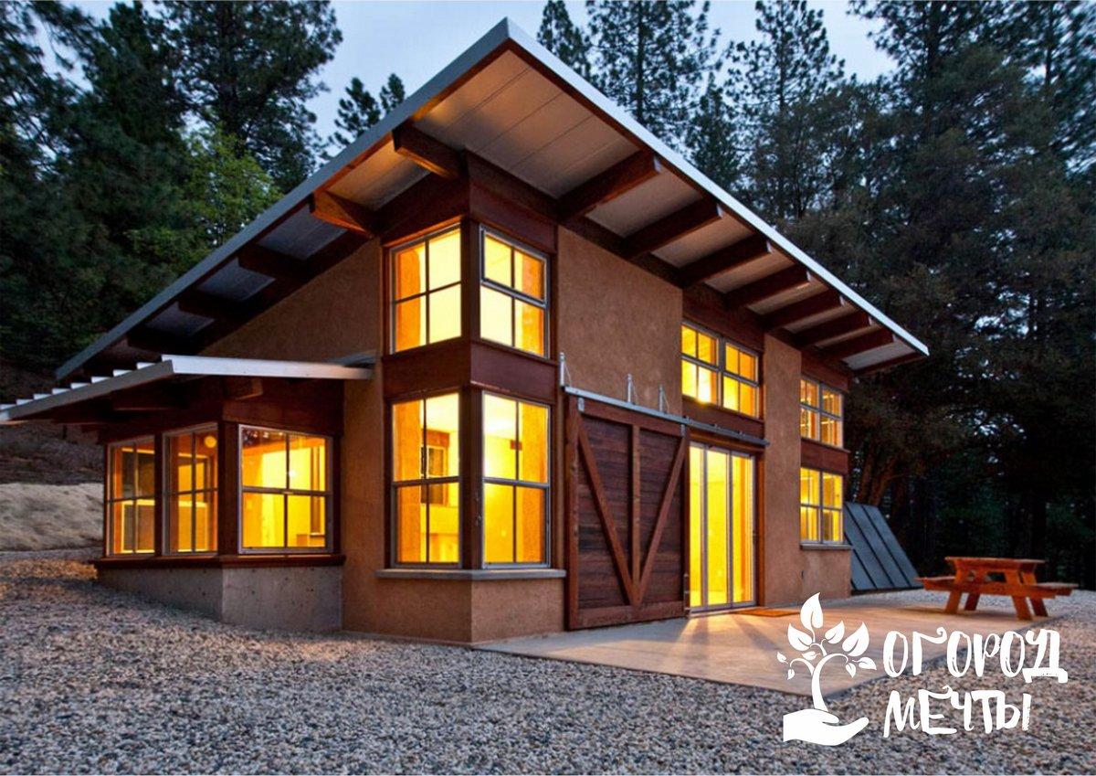 качественный домик и объем реконструкции небольшой