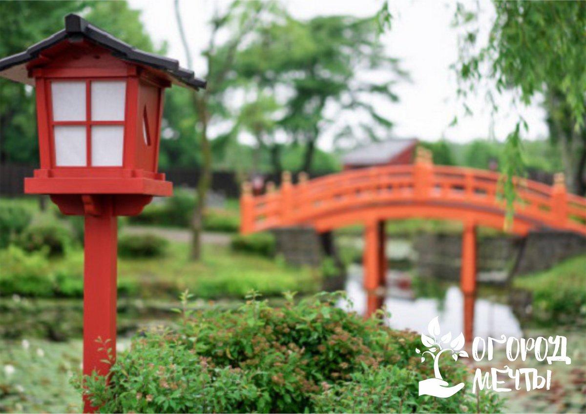 Топ-7 атрибутов настоящего японского сада