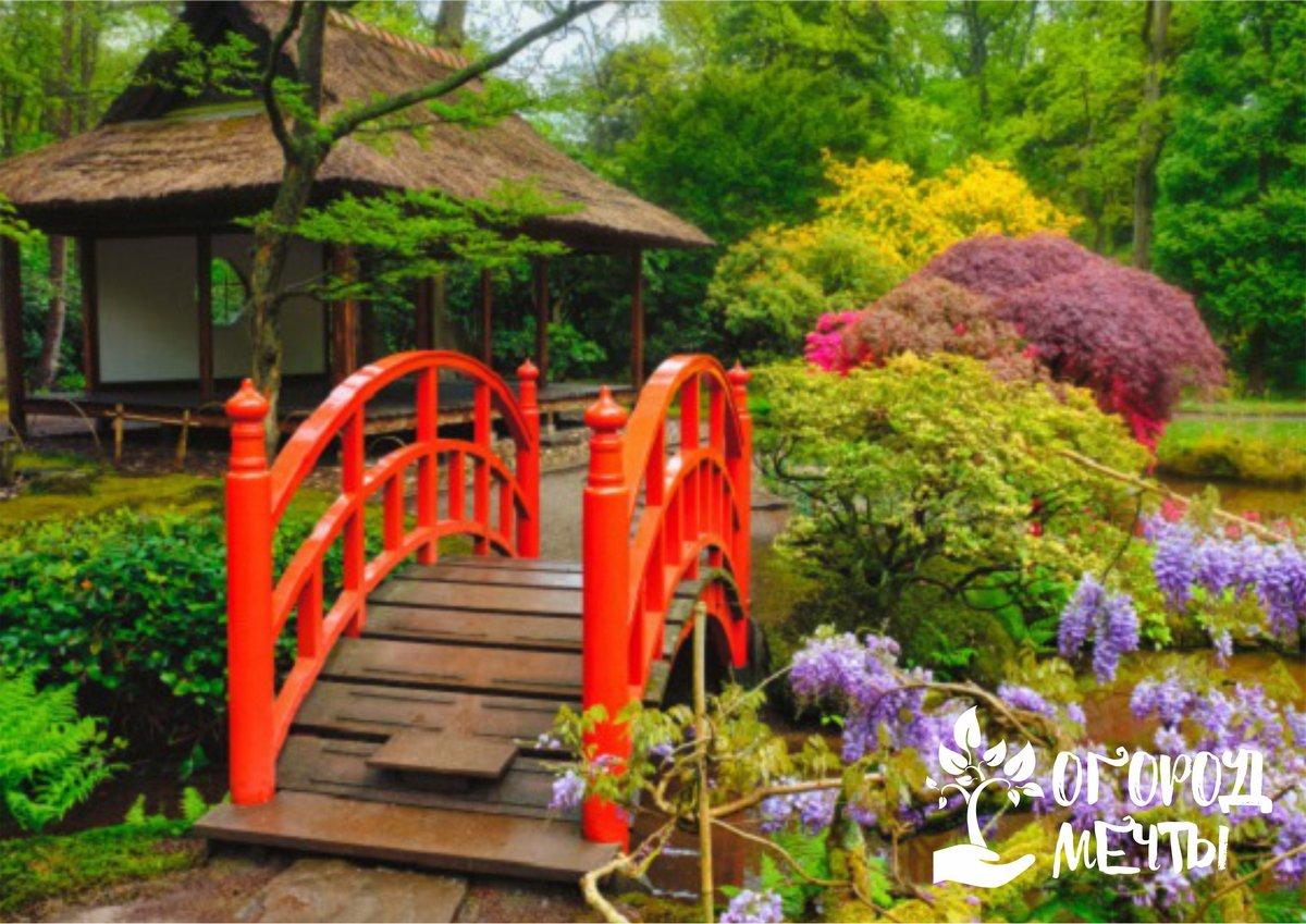 o Изгороди из бамбука - ограждения из натуральных материалов очень важны в японском саду