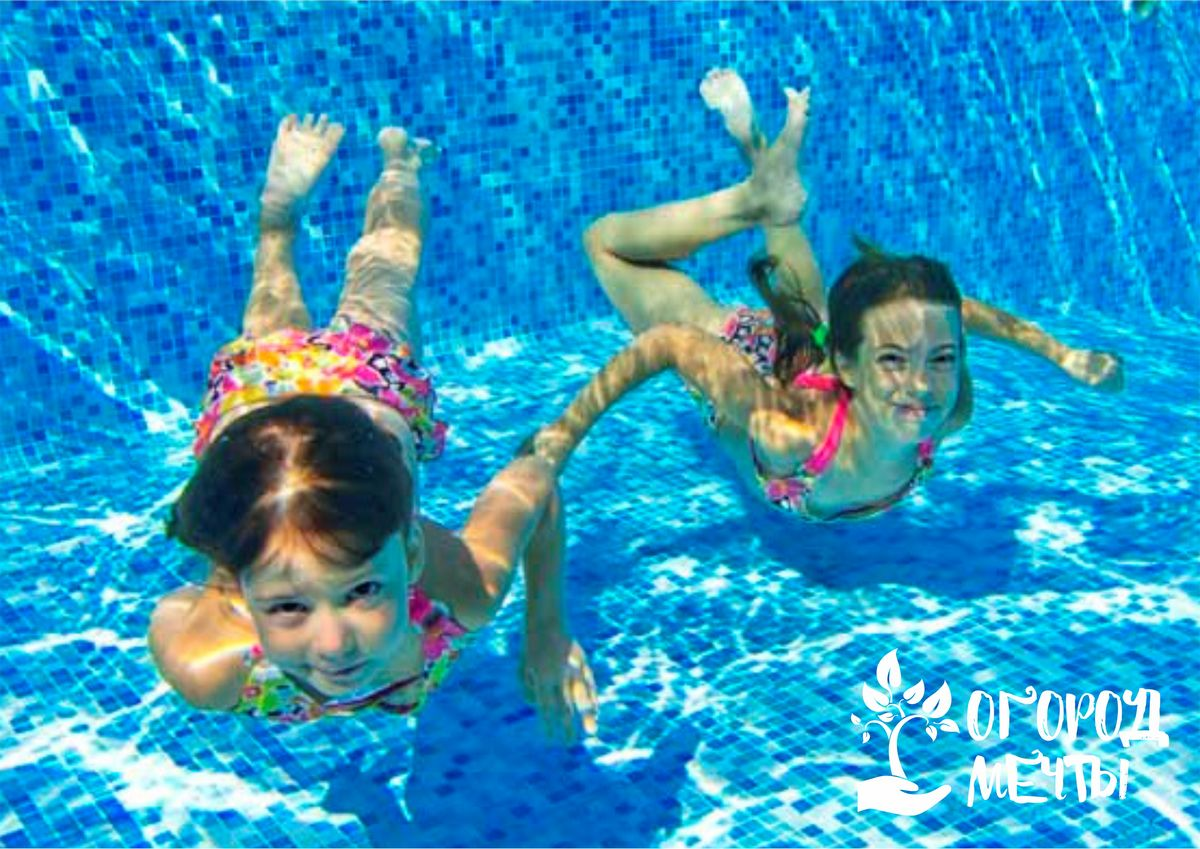 Данные типы бассейнов очень популярны на дачных участках