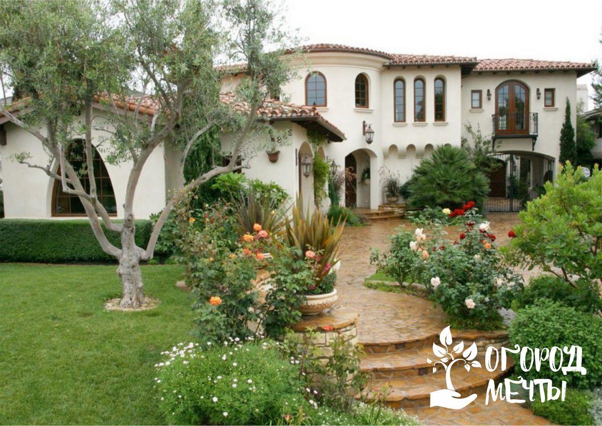 Этот стиль оформления превратит вашу дачу в райский уголок! Как оформить самый стильный и красивый сад в каталонском стиле